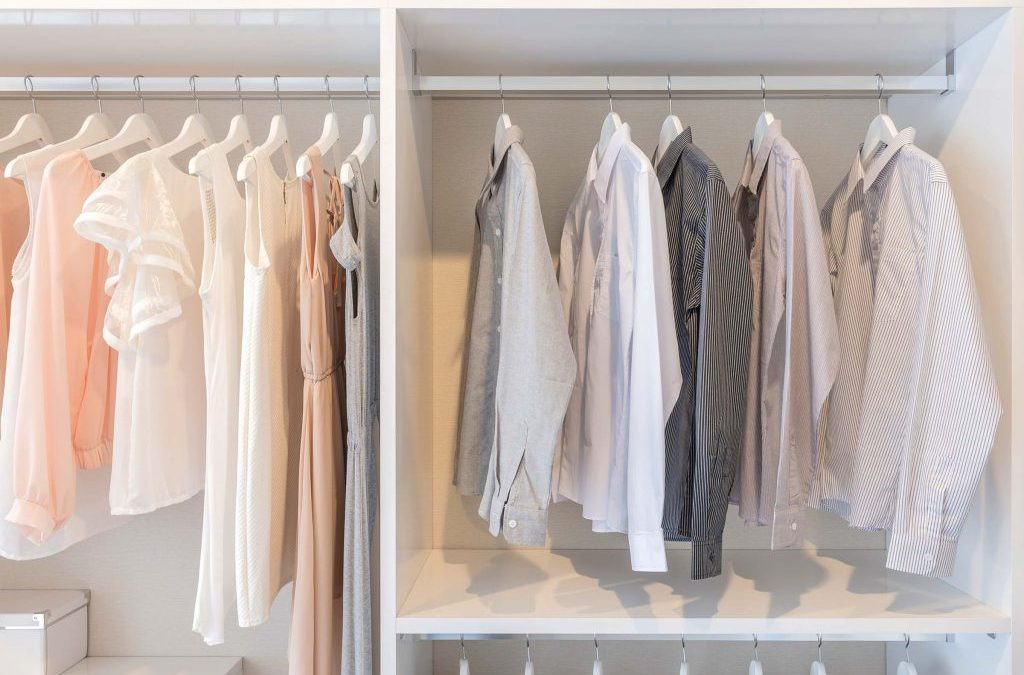 The Wardrobe Detox: 4 Tips for Cleaning Out Your Closet